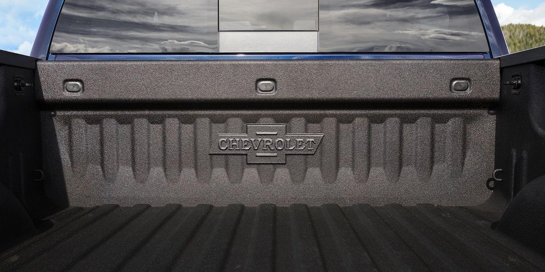Chevrolet centennial truck special edition bed work