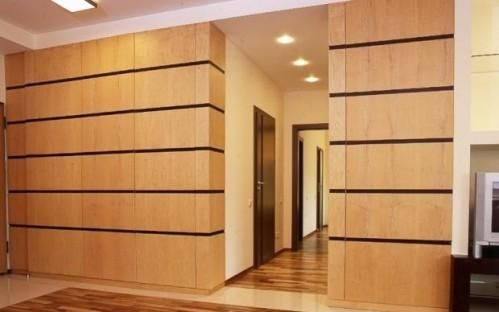 Wood On The Wall Paneling Veneer Plywood And Maybe Plywood Walls Interior Wall Design Wooden Panelling