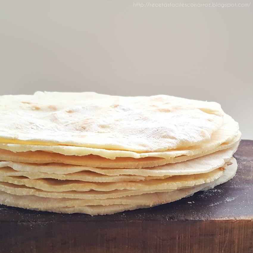 Masa Para Tacos Sin Gluten Papas Harina De Arroz Harina De Arroz Tacos Sin Gluten Harina De Arroz Recetas