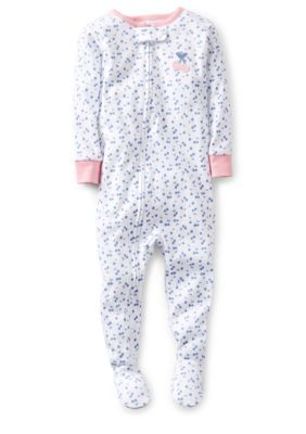 Carters  Cherry Print Footed Sleep and Play