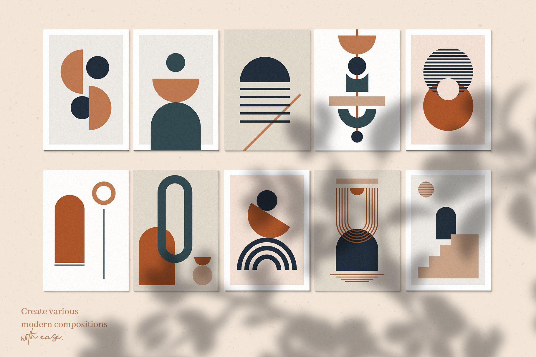 Photo of 30 OFF. Geometria: Abstract Shapes , #sponsored, #hand#drawn#pre#illustrations #…