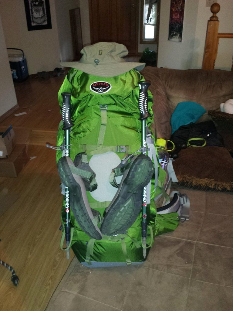 """RT: """"All packed for my first #backpacking #trip ever."""" #nature #hiking #photography https://t.co/4Pf6ILndmP via TeresaAlicez #followme #photography"""