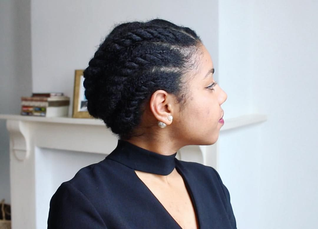 Sc itspeppymay u coiffure protectrice protective hairstyle