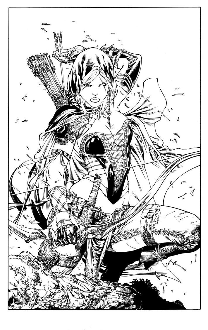 Parkers Comics exclusive zenescope cover. not sure which ...