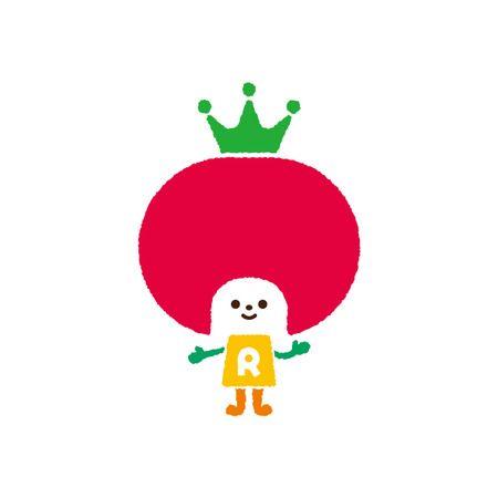Sibukawaさんの提案 農産物販売八百屋さん事業のキャラクター