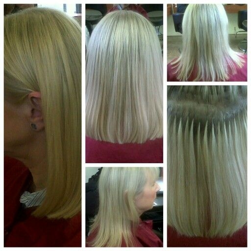 Racoon hair extensions before and after edge hair racoon hair extensions before and after edge hair pmusecretfo Images