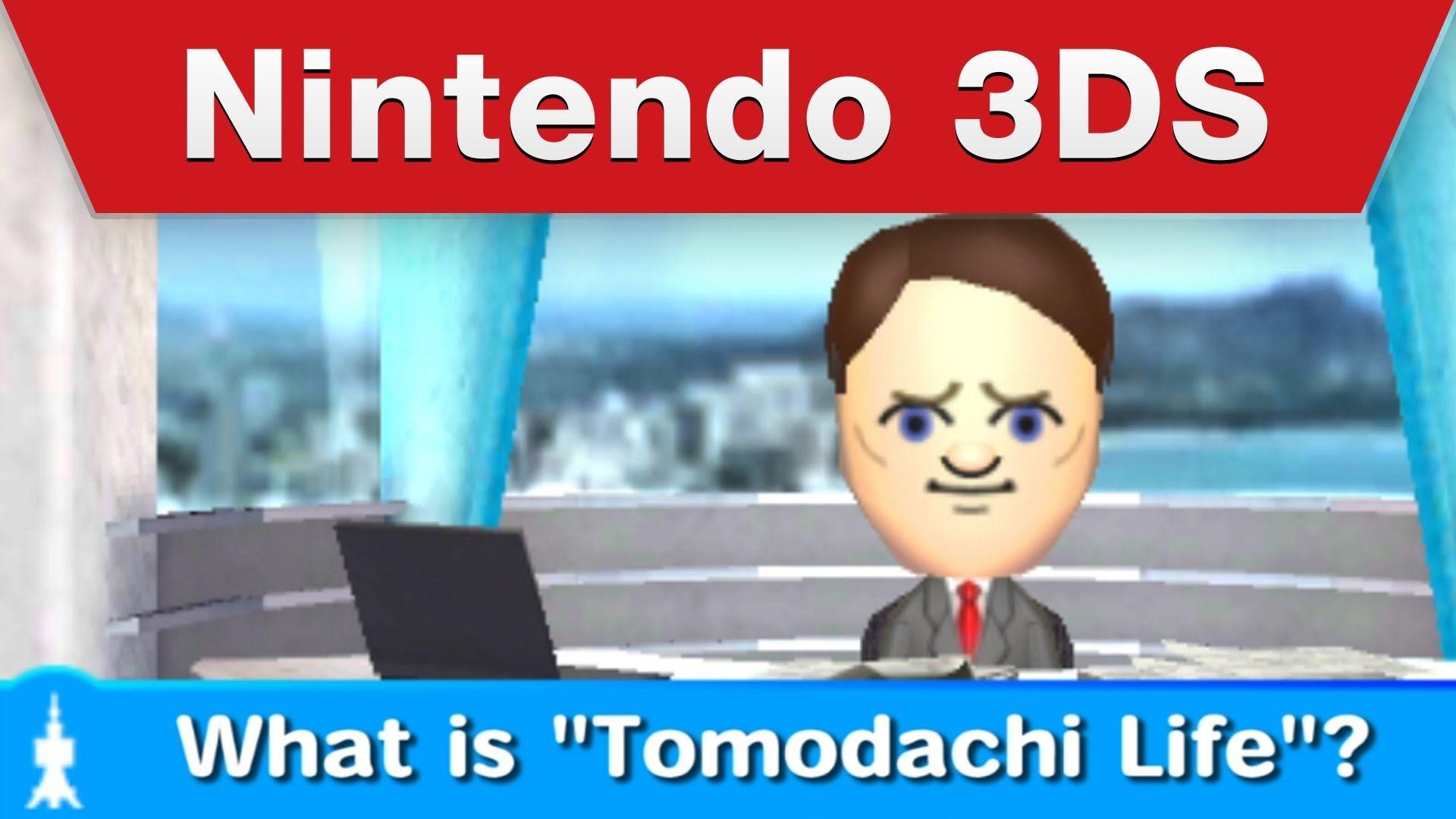 Tomodachi Life Direct 4.10.14 (+lista de reproducción)