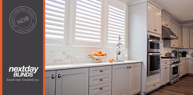 As An Interior Design Choice You Can T Go Wrong By Selecting Wood Plantation Shutters Says Designer Celeste