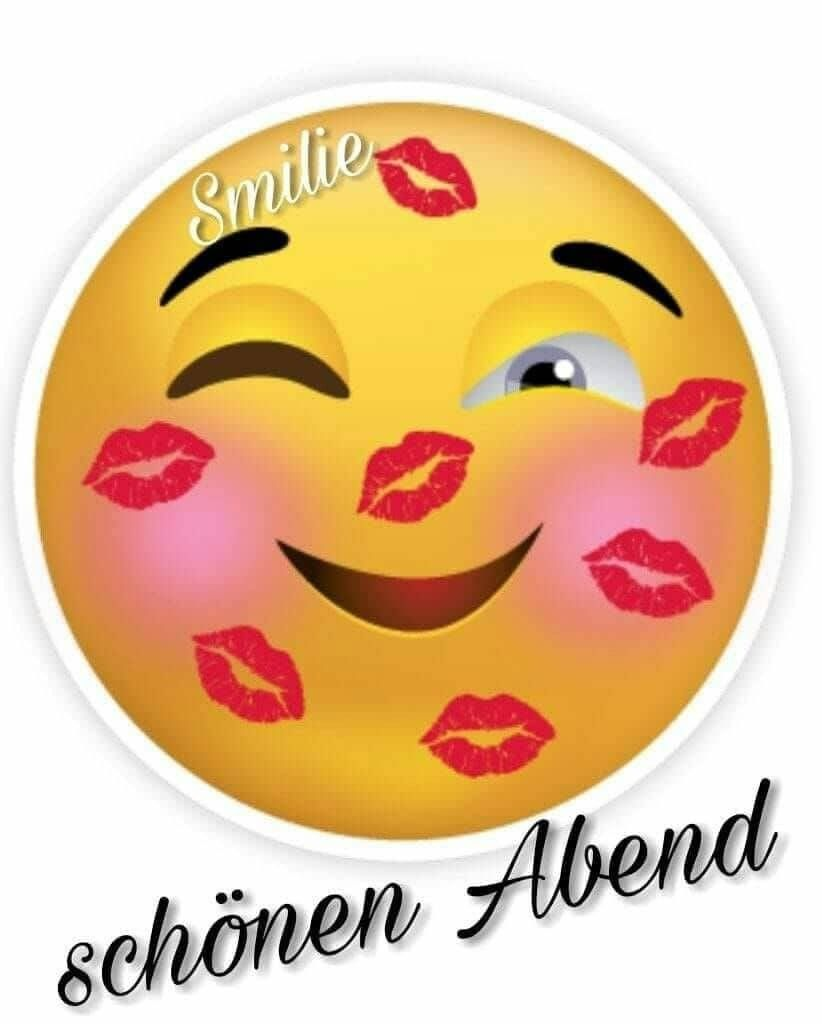 Smiley guten abend Guten Abend,