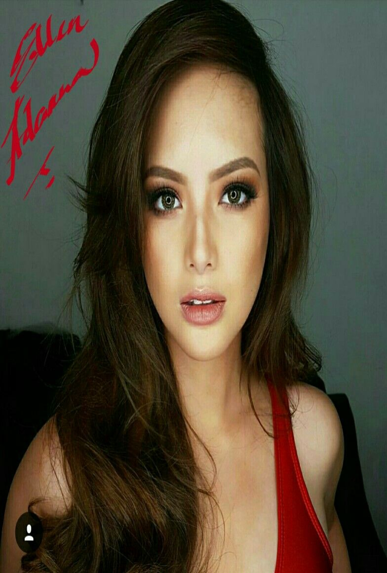Young Ellen Adarna nude photos 2019