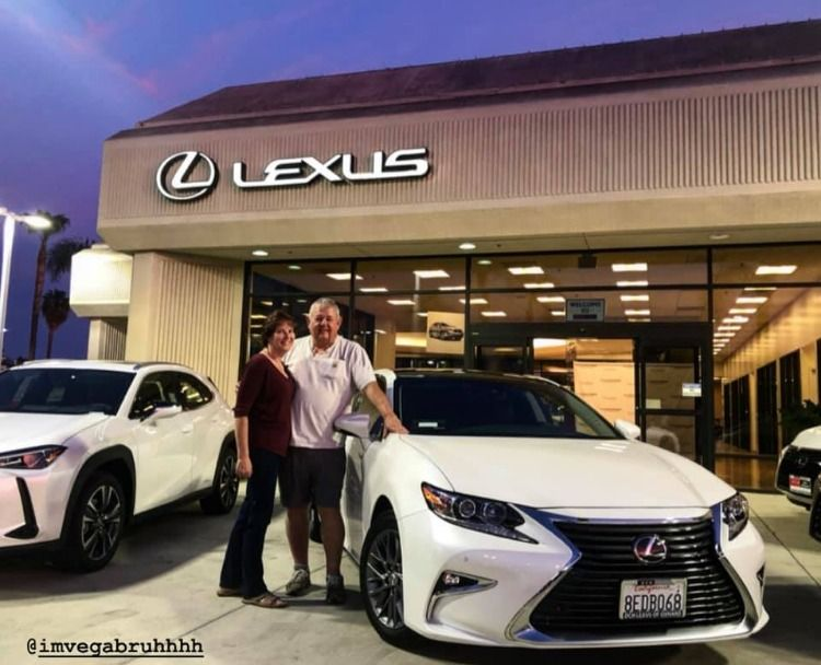 The Real Power Of A Man Is The Size Of The Smile Of The Woman Standing Right Next To Him Congratulations Mr And Mrs Downa Used Lexus Used Cars Online Lexus
