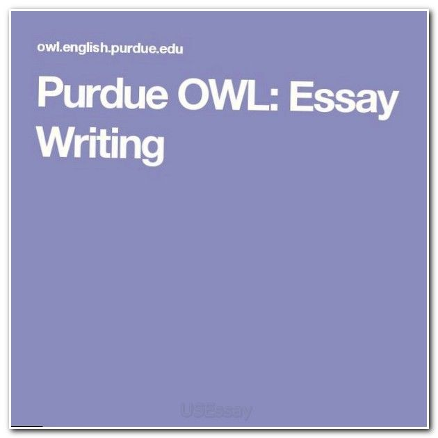 general essay format