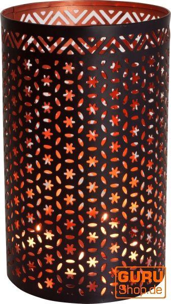 Metall Teelichtlampe / Deckenlampe Eldorado round 4 /