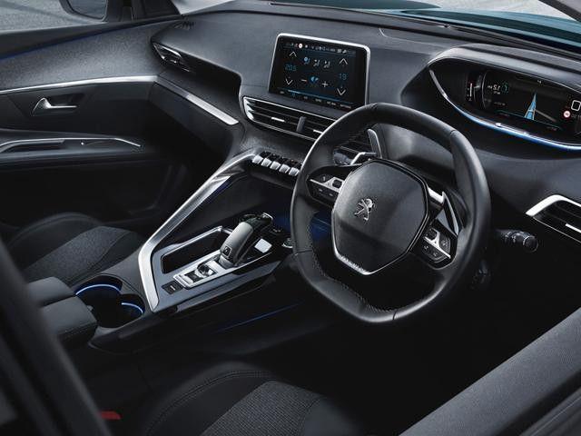 New 5008 SUV Interior Design   Product design   Pinterest