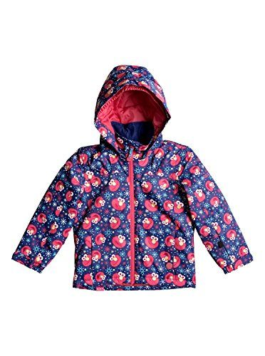 8ed0c8cb5 Roxy Toddler Girls Mini Jetty Snow Jacket Elmo 2     Details can be ...