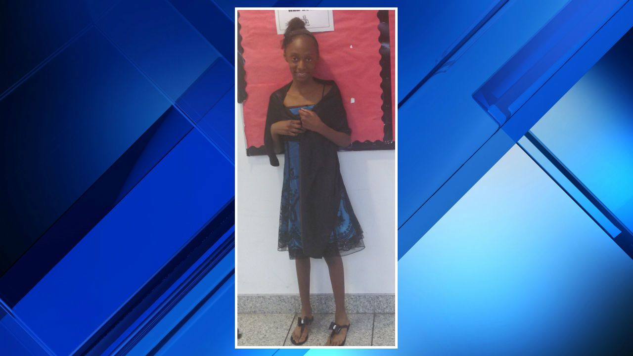 Detroit police seek missing 13-year-old girl who never returned from store