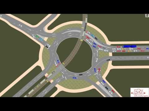 When Reaching The Roundabout You Should Give Priority To Traffic Approaching From Your Right U Driving Instructions Learning To Drive Learning To Drive Tips