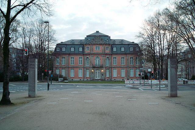 Schloss Jägerhof / Goethe Museum, Düsseldorf, Germany