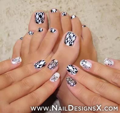Sexy Toe Nail Art Nail Designs Nail Art Toe Nail Designs