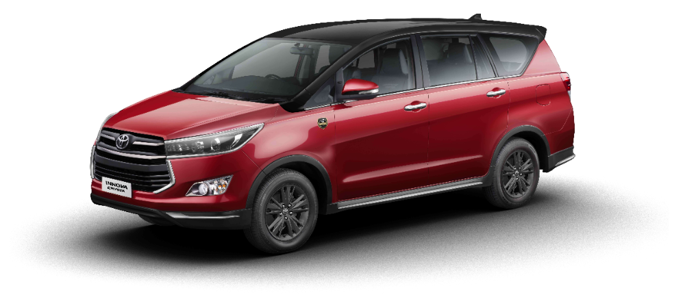 Toyota Launches Leadership Edition Innova Crysta At Rs 21 21 Lakh Toyota Innova Toyota For Sale Toyota
