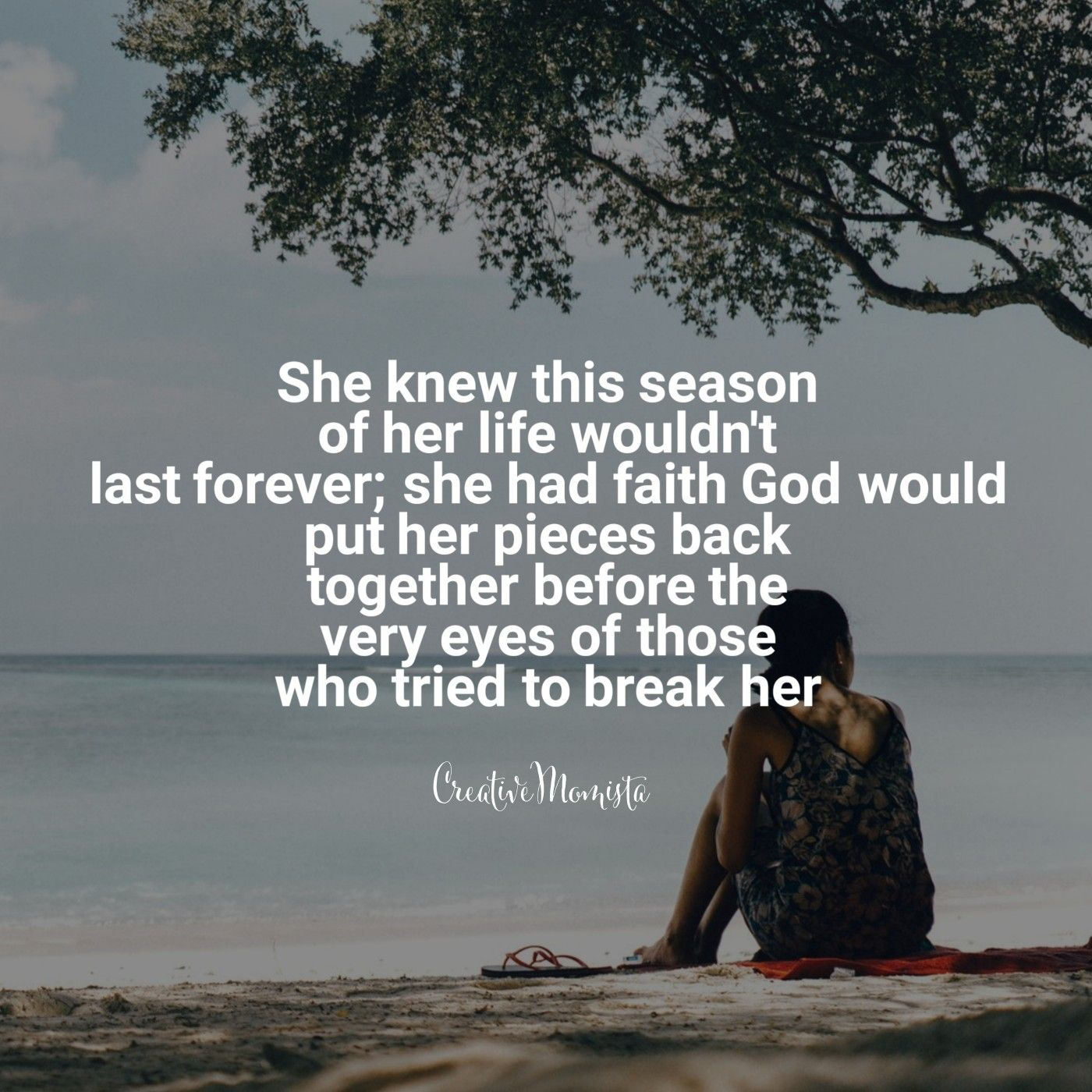 Woman Of Faith Quotes: Quotes For Strong Women Of Faith, She Knew This Season Of