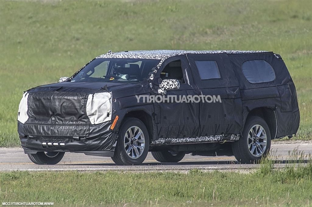 2020 Chevrolet Suburban Release Date Redesign Price And Engines