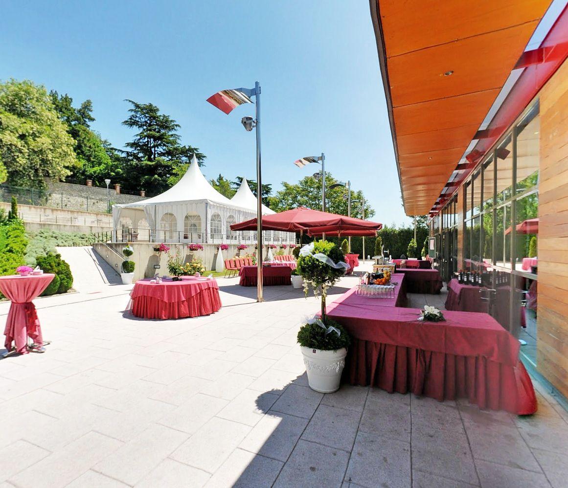 Abba Burgos Hotel S Hotel In Burgos Terrace Con Imagenes