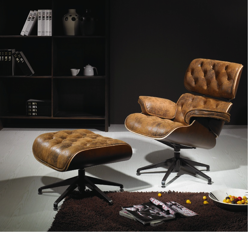 Man Cave Essential U2013 The Charles Eames Lounge Chair