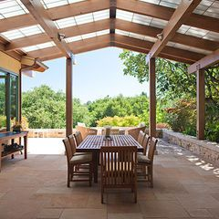 Contemporary Patio By Stoecker And Northway Architects, Inc.   Translucent  Roofing And Polycarbonate Roofs