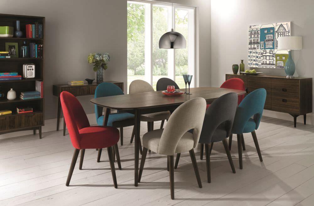 Room Bentley Designs Oslo Walnut Dining