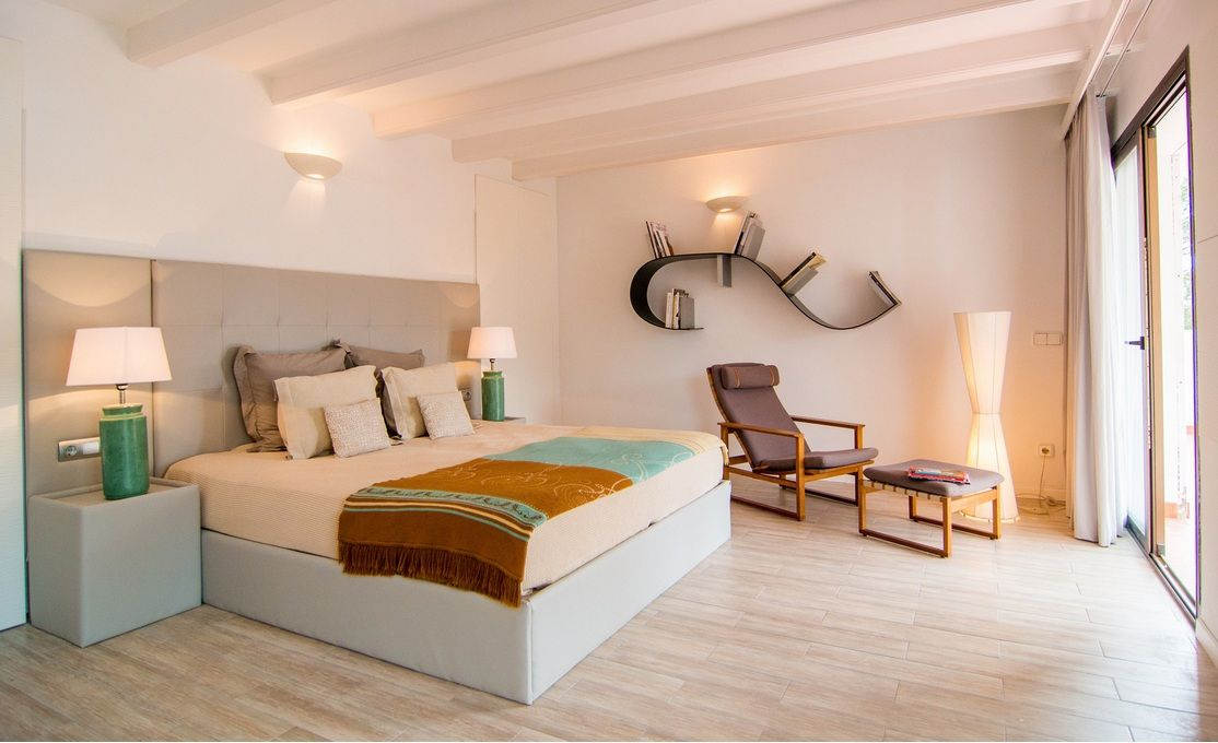 Villa for rent in Ibiza for 6 guests, short distance to ...