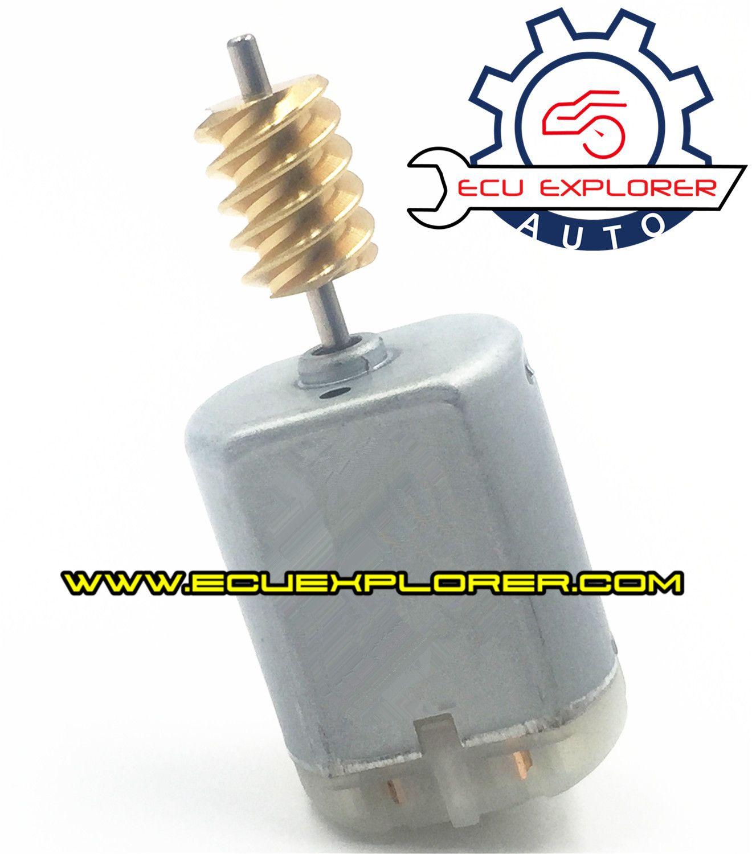 Motor for mazda door lock