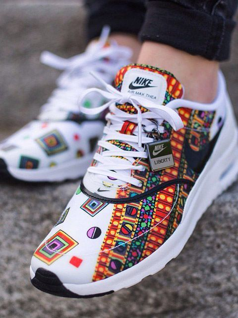 Sneakers Nike : Liberty X Nike Air Max Thea QS… | Chaussures