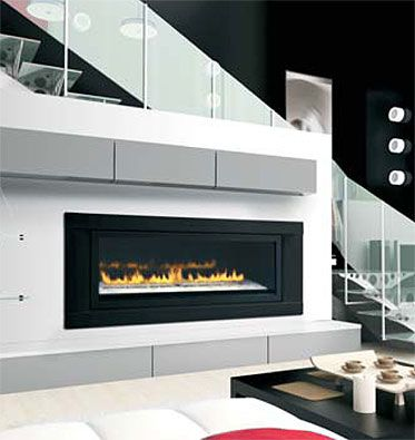 A Very Unique Fireplace Is The Napoleon Lhd50 It Will Add A Classy