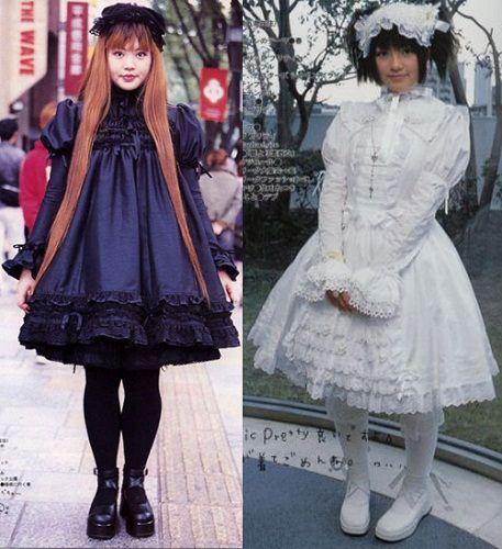 Lolita Paradise: Estilos del Lolita                                                                                                                                                                                 Más
