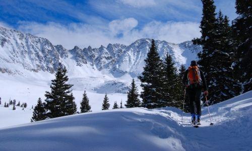 Backcountry Skiing Colorado Resorts Backcountry Skiing
