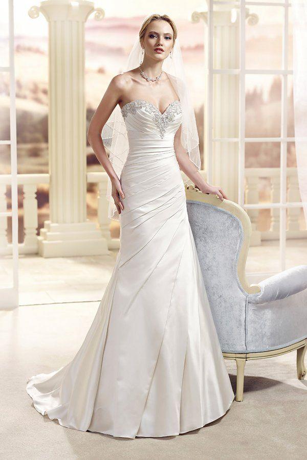 Wedding gown by Eddy K