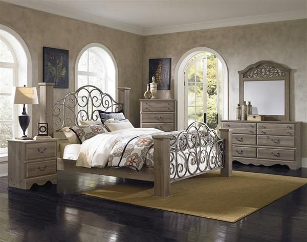 Standard Furniture Timber Creek 2pc Bedroom Set With Queen Bed Bedroom Sets Furniture King King Bedroom Sets Master Bedroom Set