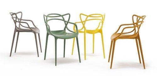 Masters by Starck mix de três cadeiras icônicas: a Série 7, de Arne ...