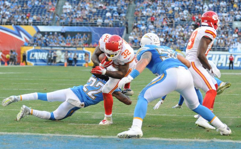 Fantasy Football Waiver Wire: Spencer Ware - Yet another top fantasy running back went down over the weekend, the second one for the Kansas City Chiefs. The somewhat good news for owners is that.....