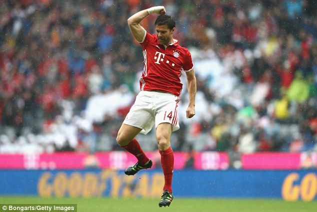 Xabi Alonso Admits Bayern Munich Could Be His Last Club As A