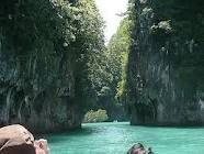 Crabi, Thailand and the Bond Islands