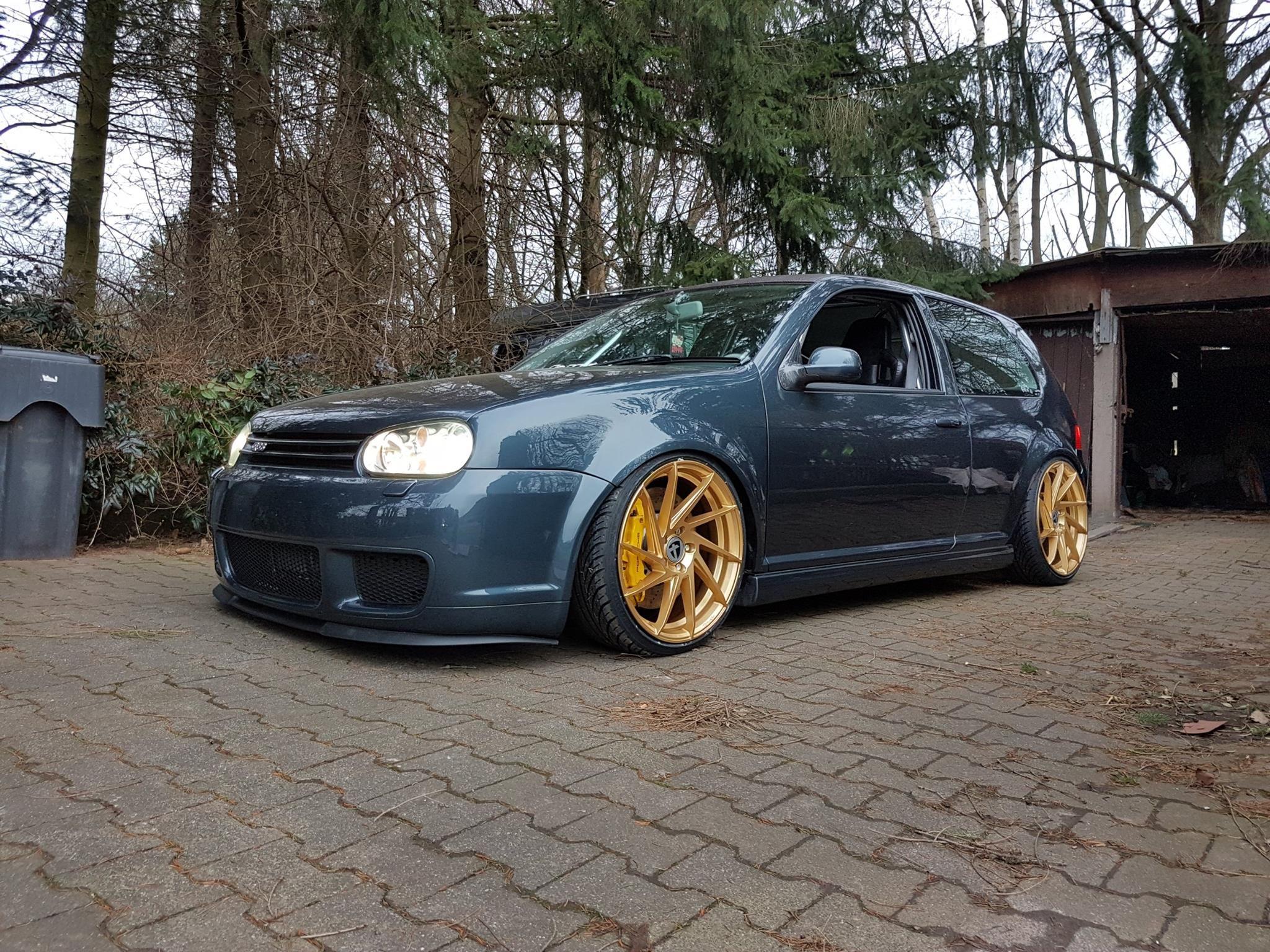 Tomason wheels vw golf Pinterest