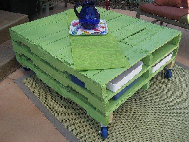 pallet patio furniture decor. DIY Making Your Own Pallet Patio Furniture Decor