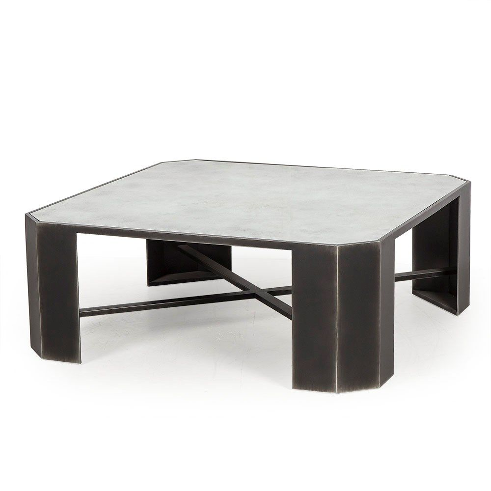 Victor Coffee Table 1 Coffee Table Square Coffee Table White Coffee Table With Wheels [ 1000 x 1000 Pixel ]