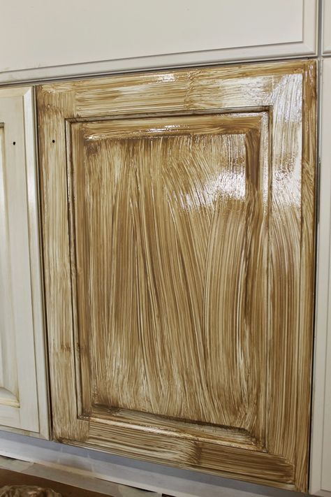 The ragged wren : How-To: Glazing Cabinets   Kitchen   Pinterest ...