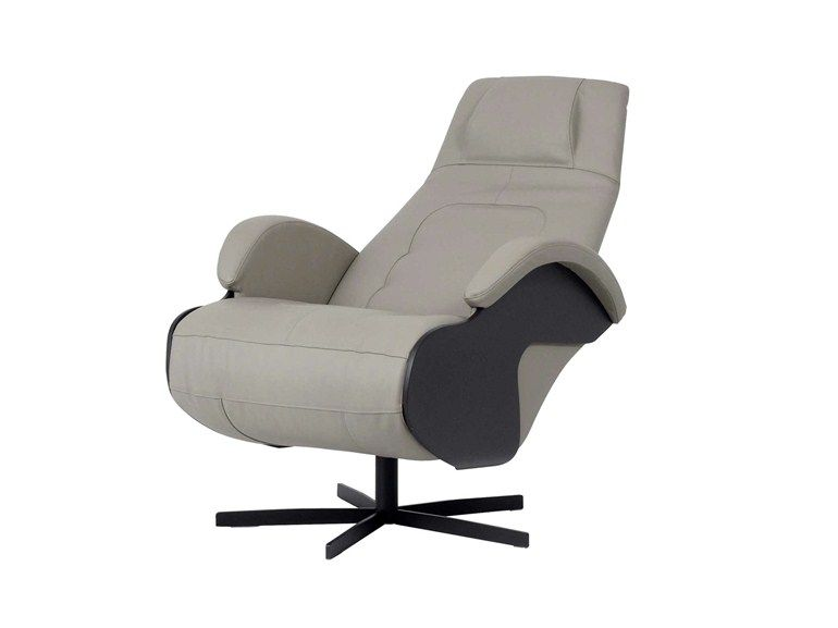 firstclass modern armchair. Recliner armchair with motorised functions FIRST CLASS by ROCHE BOBOIS  design Sacha Lakic