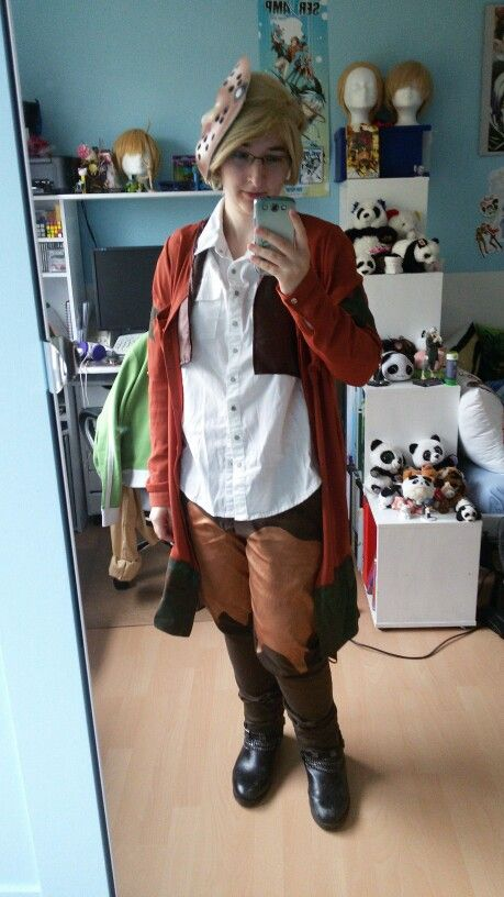 Hetalia - Alfred F. Jones ☆ United States of America ~ Halloween spezial