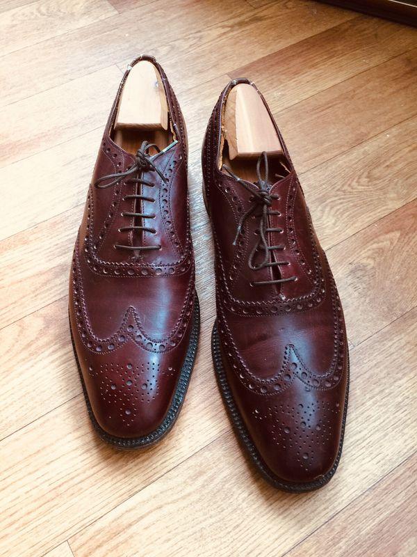 Mahogany leather, Mahogany brown