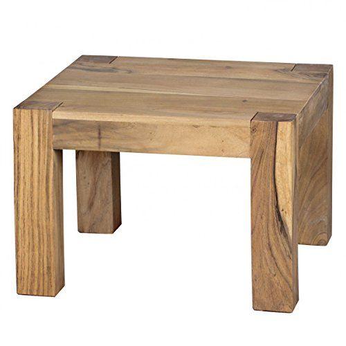 Pali Couchtisch 70x70 Cm Wohnzimmertisch Tisch Holztisch Aus